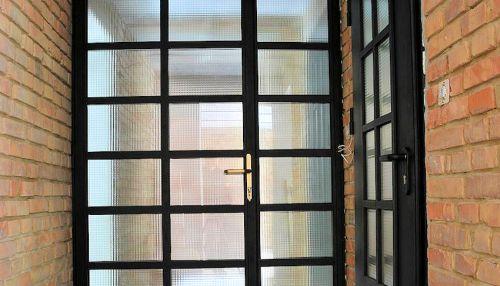 drzwi industrialne
